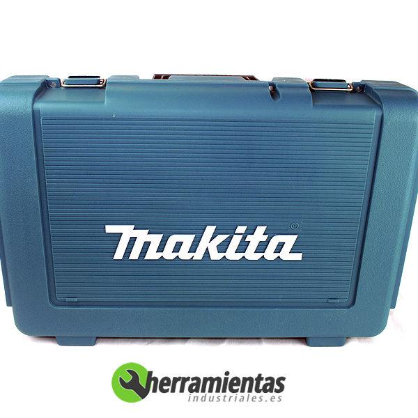 082DDF343RYE3(2) – Taladro atornillador Makita DDF343RYE3 + 3 baterías 14,4V Li + Maletín plástico
