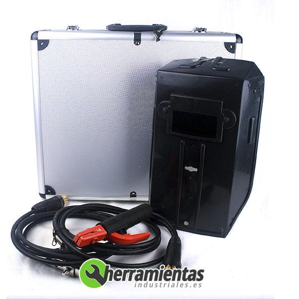 0572229K200M(2) – Soldadura Inverter Galagar Kennedy 200 C-ACC. + Maletín metal