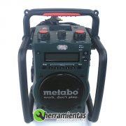 068HE60210600 – Radio cargador Metabo 14,4-18