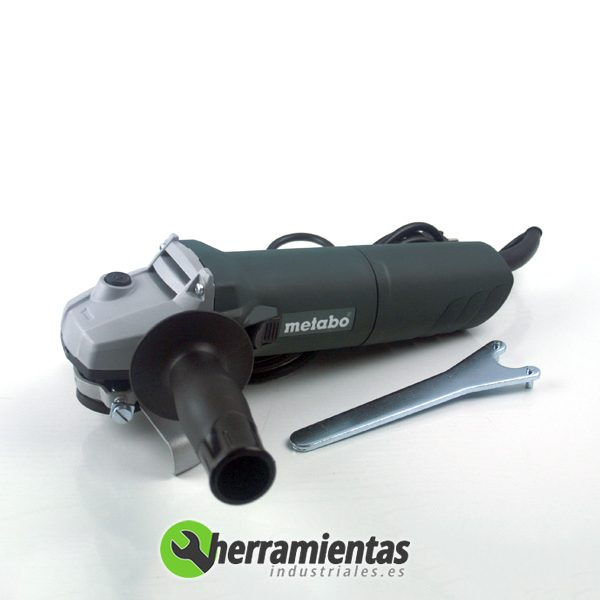 068HE60672200 – Amoladora angular Metabo W 1080-125