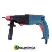082HEHR2410 – Martillo rotativo Makita HR 2410 + Maletín plástico