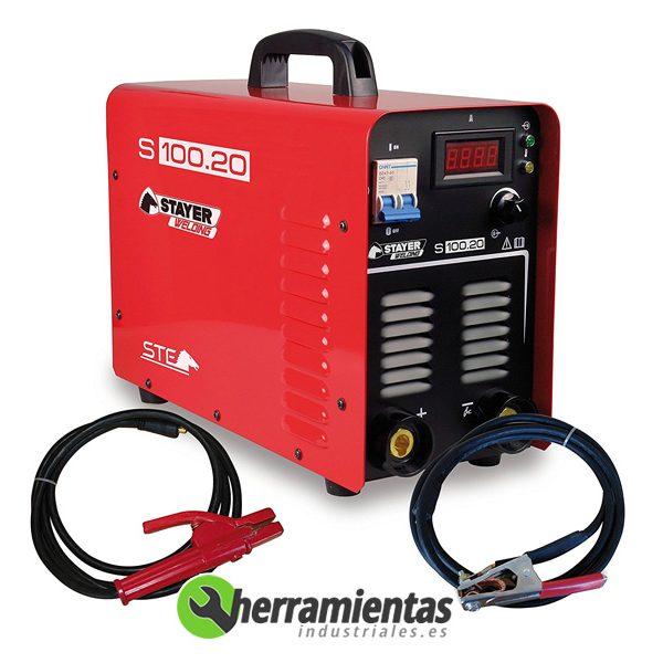 1140001.000482 – Soldadura inverter Stayer ST S 100.20