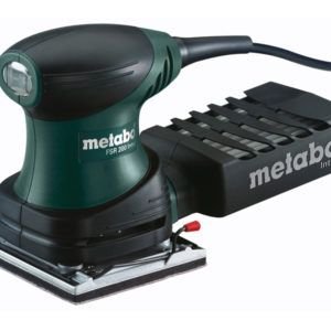 Lijadora orbital Metabo FSR 200 Intec