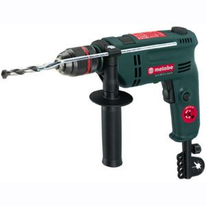 Taladro electronico Metabo SBE 600 R+L
