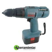498HE-TBD1440(2) – Kit Ryobi Taladro TBD 1440 + Sierra BW 1440 + Maletín plástico