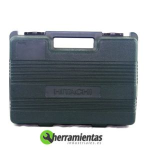 387599070010(2) + Atornillador Hitachi W6V4 + Maletín plástico