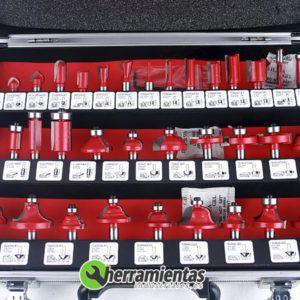 675HM55566(2) – Juego de Fresolines Mifer Set de 35
