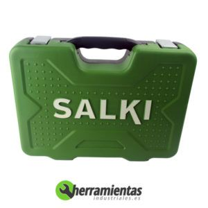 417HM8920082 – Maletín herramientas Salki 82 Piezas + Regalo