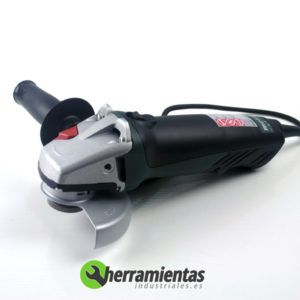 Amoladora Radial angular Metabo WQ 1400 1400W Ø del disco 125mm