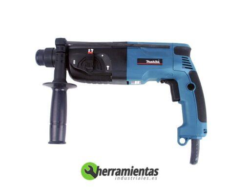082HEHR2450X9 – Taladro Martillo Makita HR2450X9 + Maletin metalico