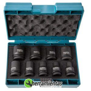 082RD-41517 - Estuche Makita de llaves de vaso - 9 piezas