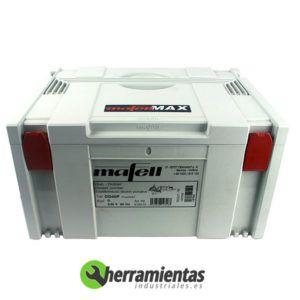 909M916010(2) – Mechonadora Mafell DD40 P PowerMax + Maletín plástico