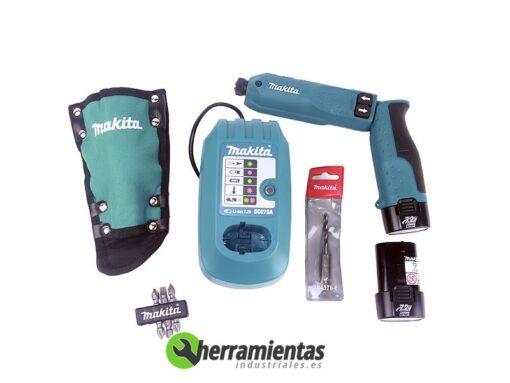 082HETD020DSE – Atornillador bateria impacto Makita TD020DSE