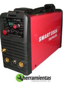 05722300200T – Soldadura Smart Galagar 200A Tig Pulse C-ACC + Antocha