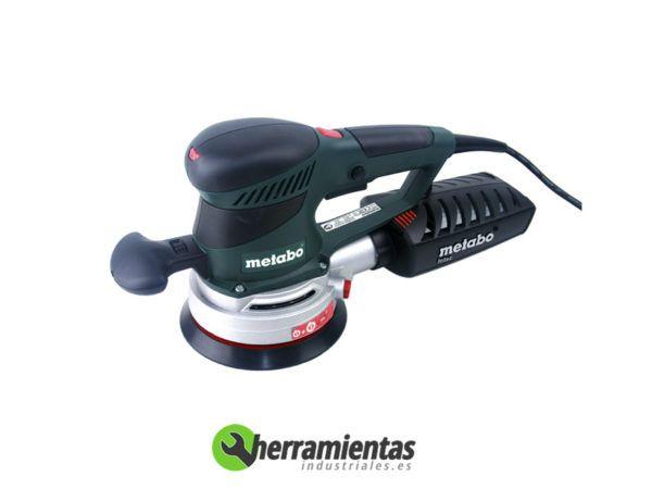 068HE60012900 – Lijadora Excentrica Metabo SXE 450 Turbo Tec