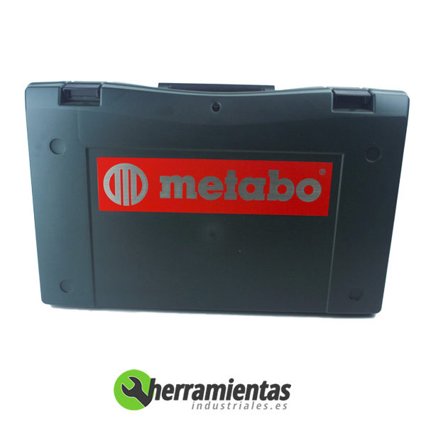 068HE60033600(2) – Martillo Metabo Code BHE 26 + Maletín plástico
