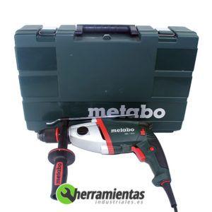 068HE60084350 – Taladro percusión Metabo SBE 1300 + Maletín plástico