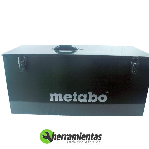 068HE60122500(2) – Rozadora Metabo MFX 65 Signal + Maletín metálico