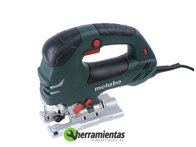 Sierra de calar metabo steb 140 herramientas industriales - Sierra de calar ...