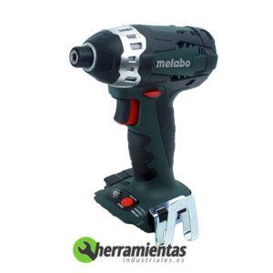 068HE60219689 – Atronillador percusión Metabo SSD 18 LT (Sin Batería)