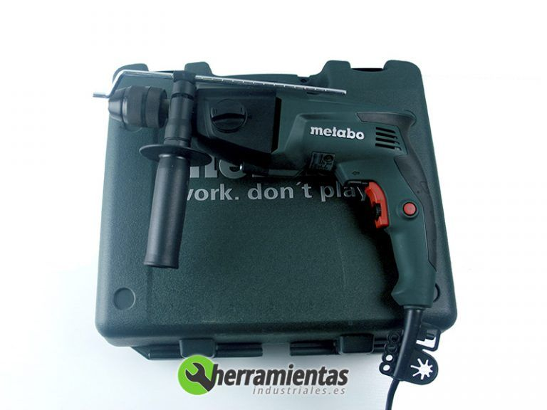068HE69073100 – Pack Power-partner SBE 760 + Surtido de 18 Brocas