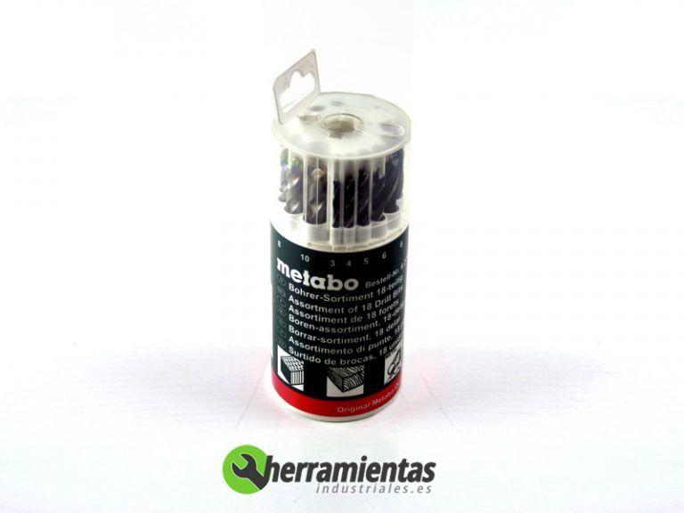 068HE69073100(2) – Pack Power-partner SBE 760 + Surtido de 18 Brocas