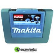 082DK18016(2) – Kit DK18016 Makita BDF453Z + BTD140Z + Linterna + Maletín plástico