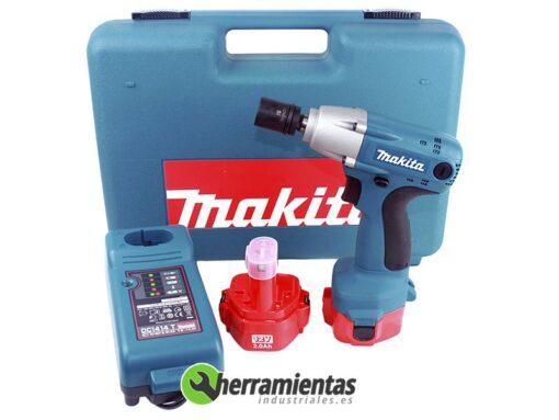082HE6918FDWAE – Llave impacto Makita 6918FDWAE + Maletín plástico