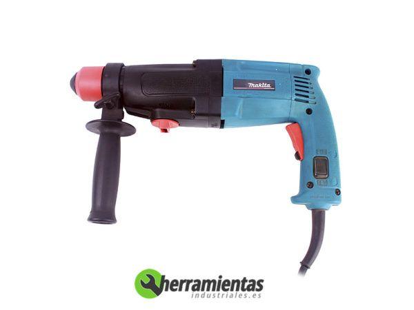 082HEHR2400 – Martillo rotativo Makita HR2400 + Maletín plástico