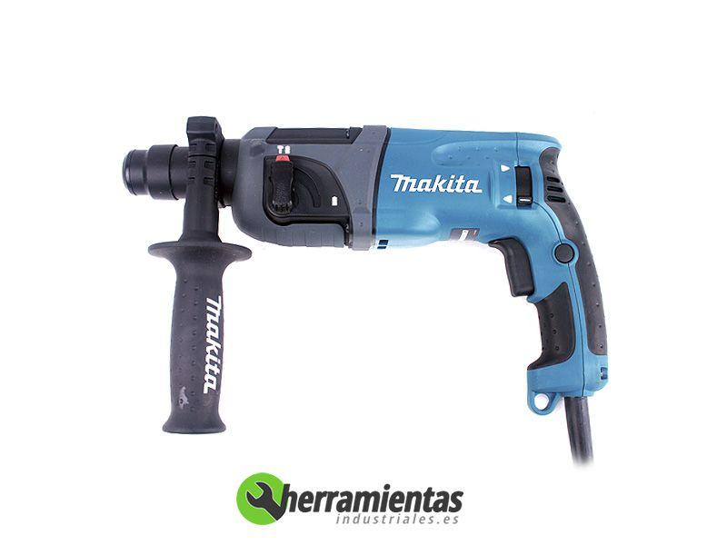 082HEHR2460 – Martillo ligero Makita HR2460 + Maletín plástico