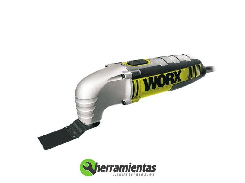 1046WU670.1 – Multiherramienta Worx Sonicrafter WU670.1