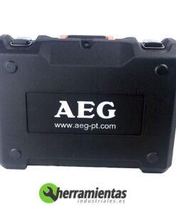 238HESB222E(2) – Taladro percutor AEG SB22 2E + Maletín plástico