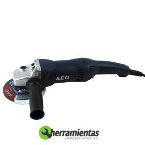 238HEWS12-125MXK – Radial AEG WS 12-125MX-K