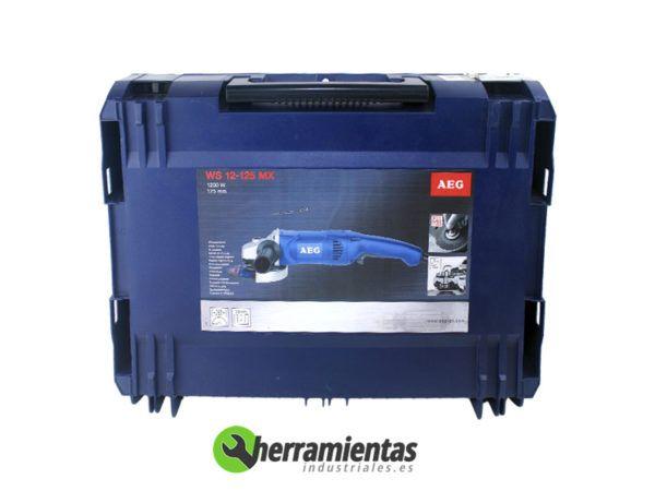 238HEWS12-125MXK(2) – Radial AEG WS 12-125MX-K