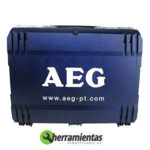 238HEWSE14125(2) – Pulidora AEG WSE 14-125 + Maletín plástico