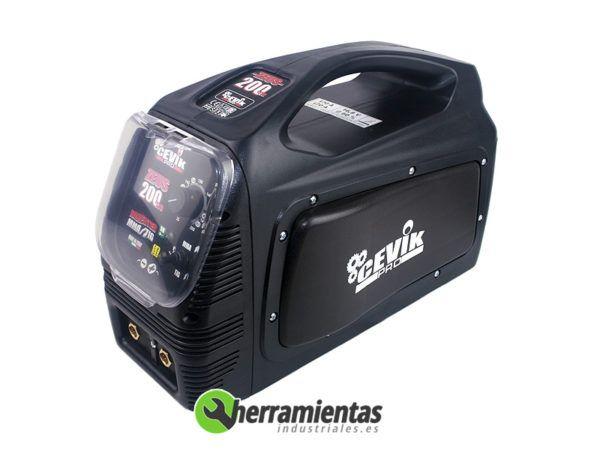 240CE-ZEUSTIG200MP – Soldadura Inverter Zeus 200 Tig Cevik
