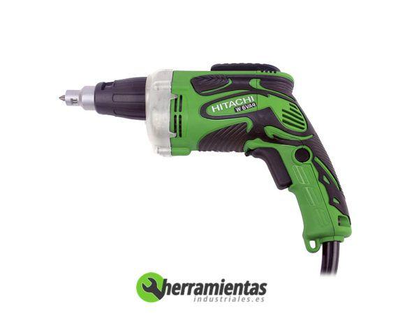 387599070012 – Atornillador Hitachi W6VA4 + Maletín plástico