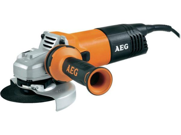 Amoladora Angular AEG WS 9-125 900W 125MM