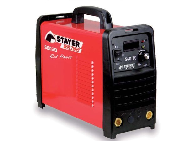 Soldadura inverter Stayer St S 60.20