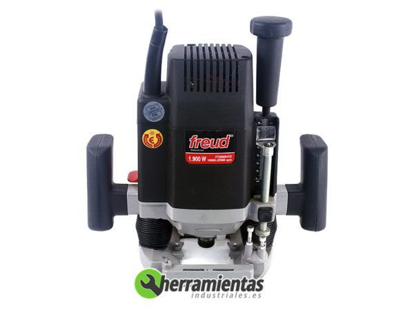 121HEFT2000VCE – Fresadora Freud FT2000VCE + Maletín plástico