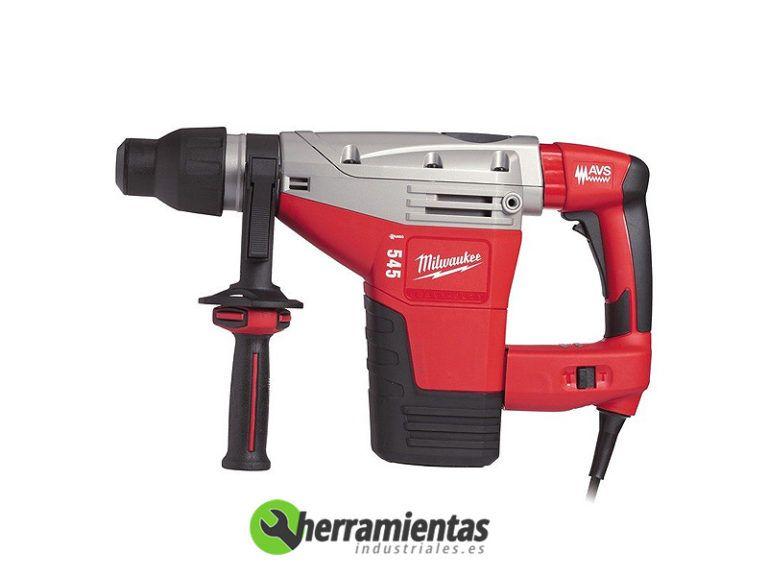 238HEK545S – Martillo combinado Milwaukee K 545 S + Maletín plástico