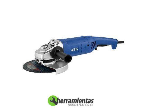 Amoladora Angular AEG WS 700-115