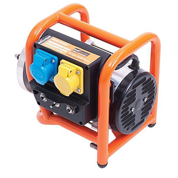 Generador Aslak Evo-system 2,4KW 230V