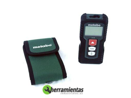 068HE60616200 – Medidor Laser Metabo LD 30