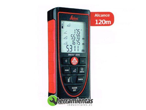 Medido Laser Trotec Disto X310
