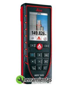 375HM822822 – Medidor Laser Trotec Disto D410