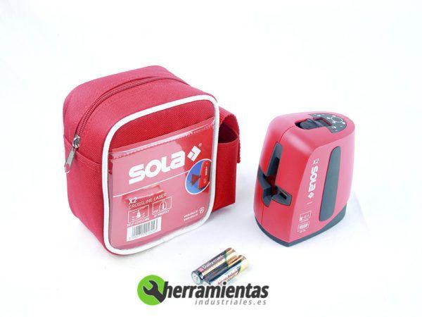 375P762073 – Medidor Laser Sola X2 Crossline