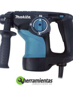 082HR2810 – Martillo rotativo Makita HR2810 + Maletín plástico