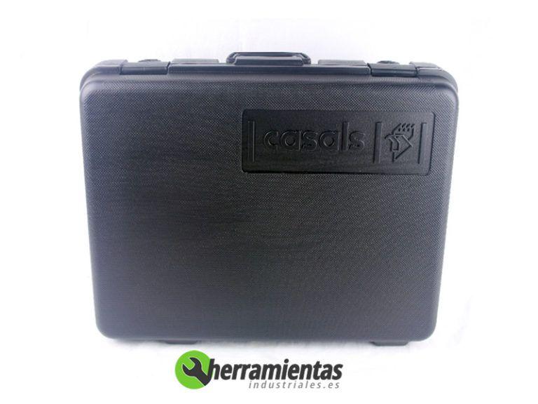 121HEMP26REM(2) – Martillo Casals MP 26 REM + Maletín plástico