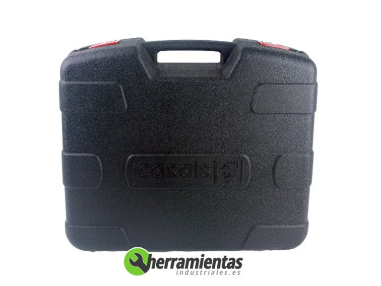 121HEVZD14KIT(2) – Kit Taladro + Sierra caladora + Linterna Casals VZD 14 + Maletín plástico